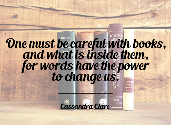 books changing us