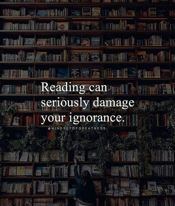 books ignorance