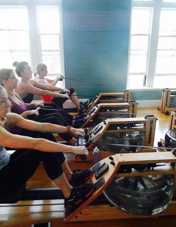 Btone rowing