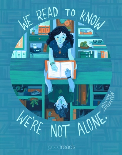reading to know not alone