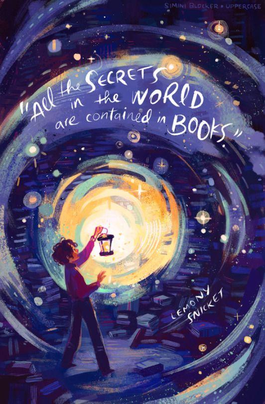secrets in books